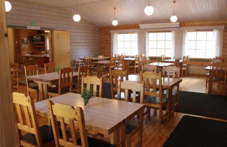 Petkeljärvi café and nature center